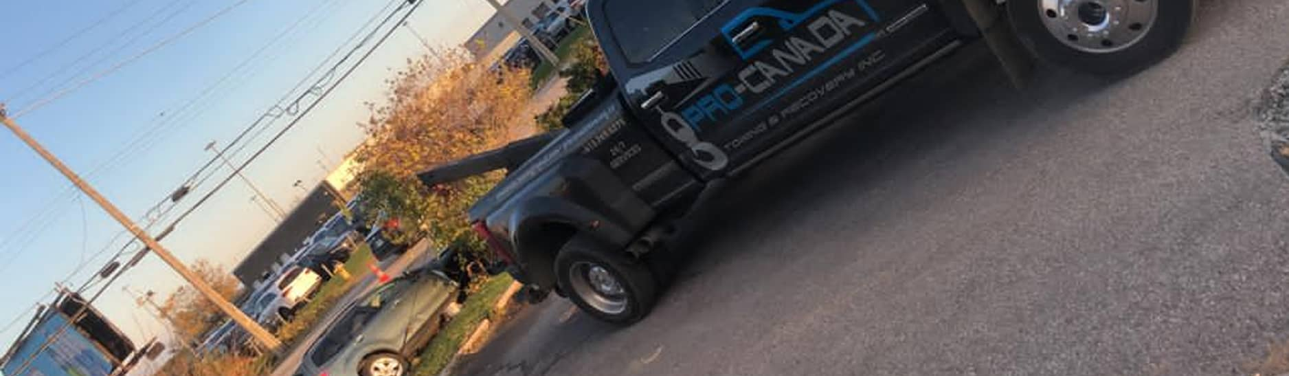 Ottawa Towing Service, Trucking Company and 24 Hour Towing